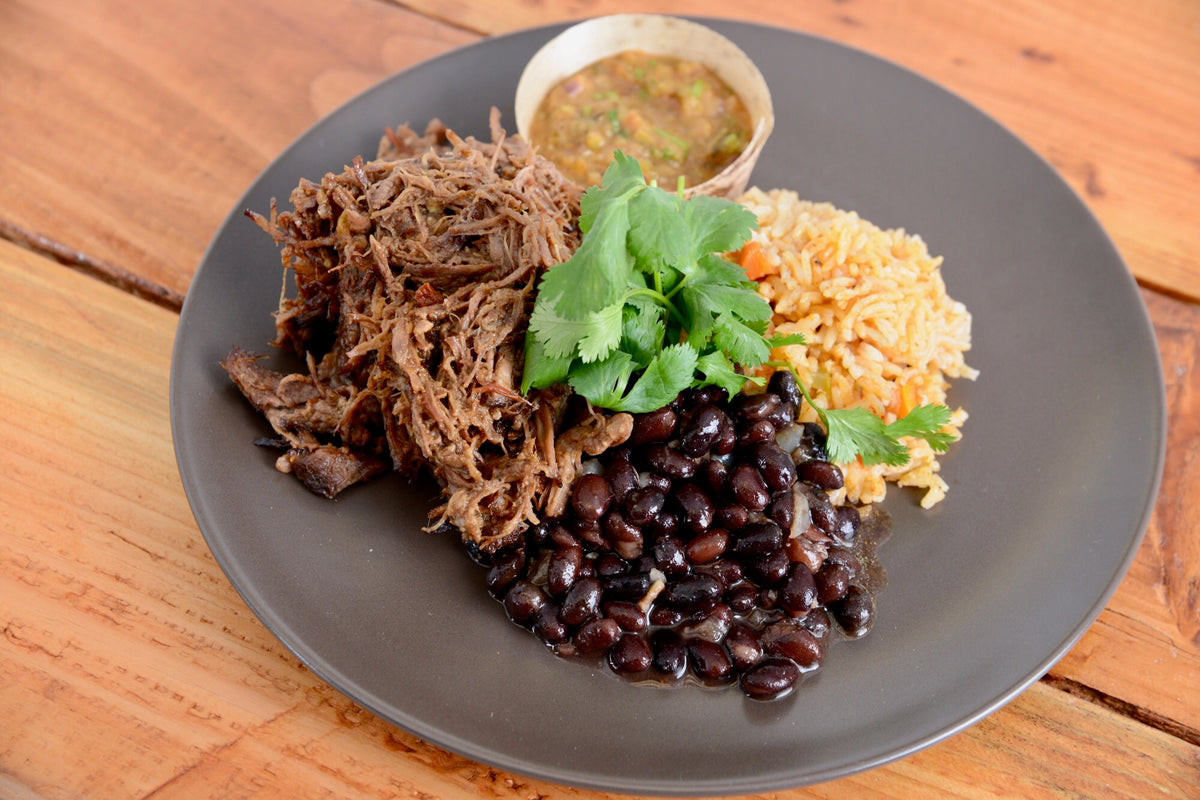 Grass Fed Beef Machaca (Thursday 12/3 Delivery)