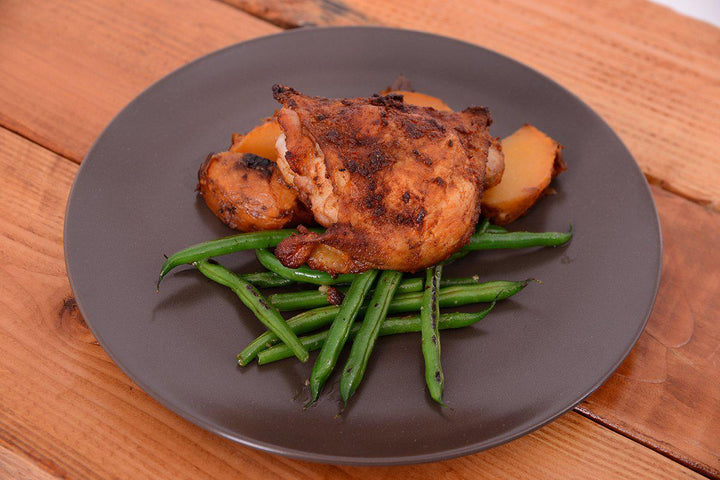 Mediterranean Rubbed Chicken Thigh (Monday 2/24 Delivery)
