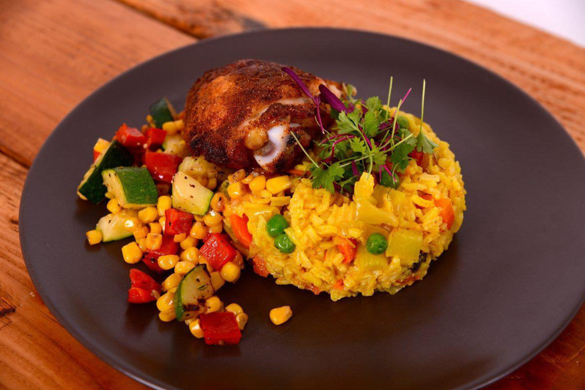 Arroz Con Pollo (Thursday 10/8 Delivery)