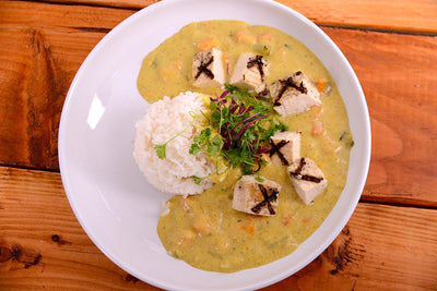 Plant Based Thai Coconut Curry