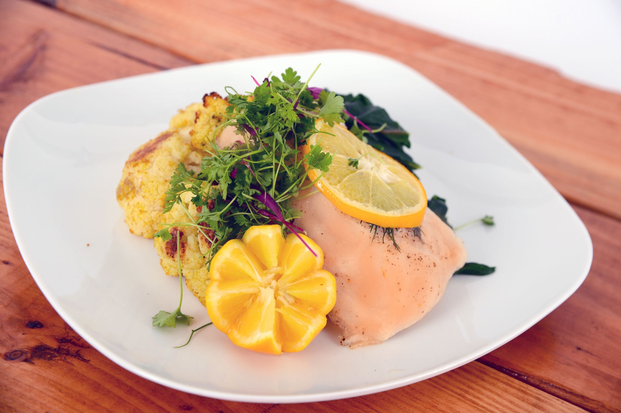 Lemon Dill Wild Isle Salmon (Monday 7/20 Delivery)