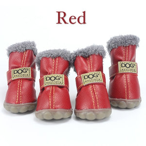 Super Warm Anti slip Winter Boots