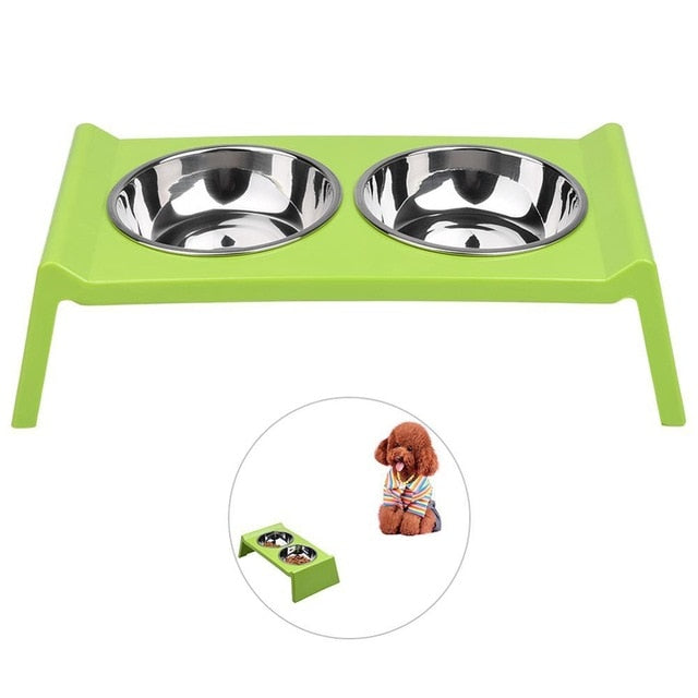 Elevated High Quality Pet Bowl
