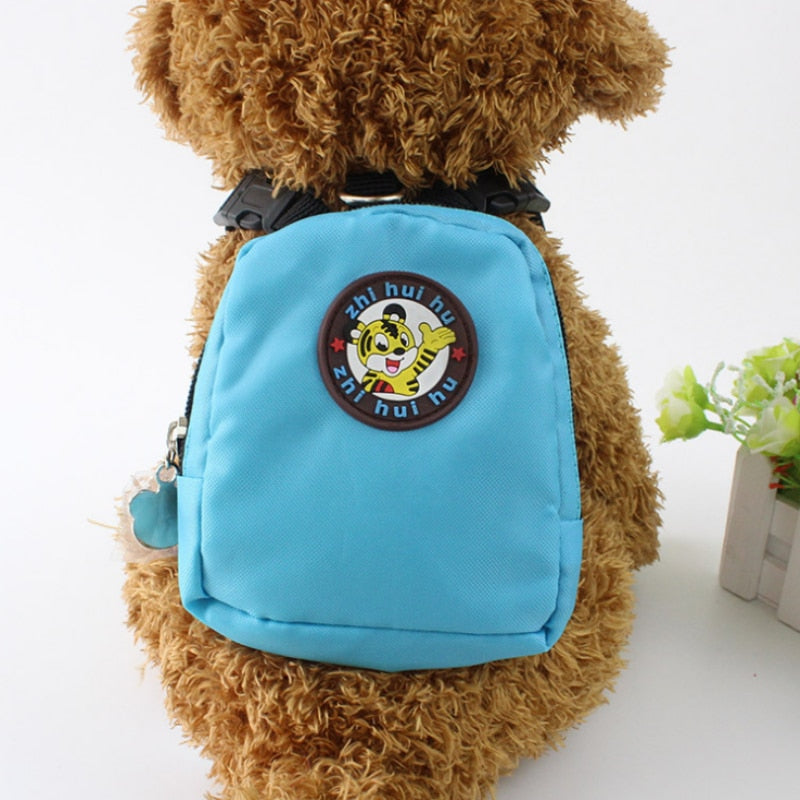Backpack/Harness - Leash included