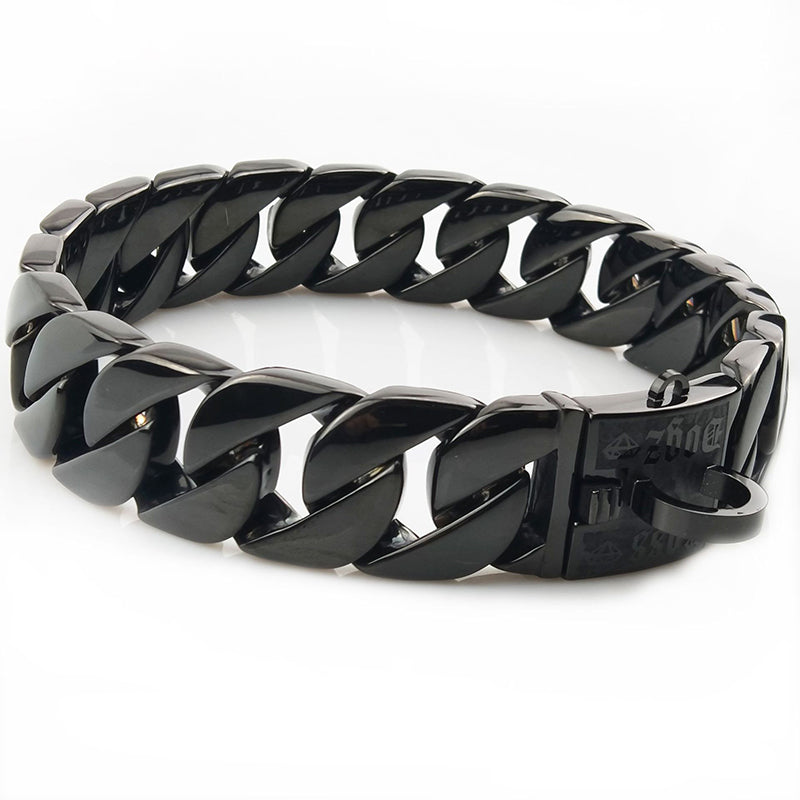Martingale High-end Stainless Steel Show Collar