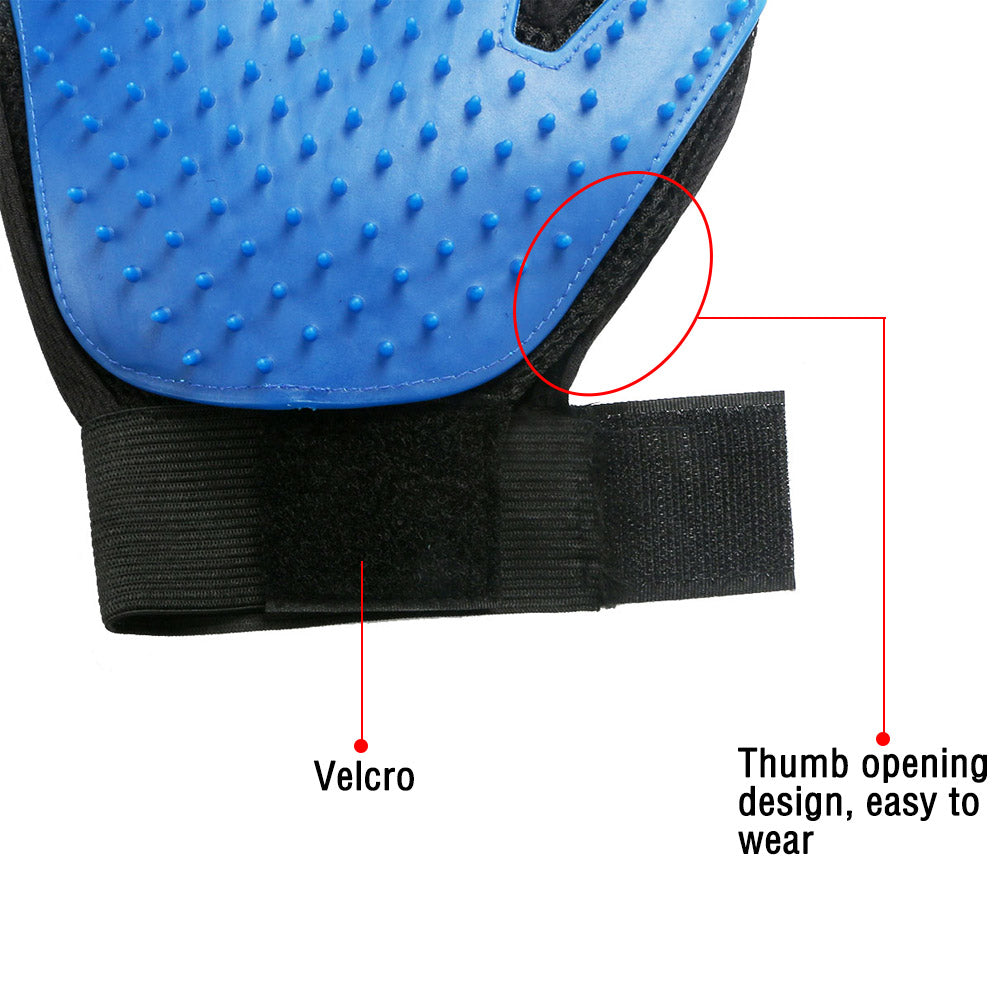 Left / Right Glove Comb for Grooming
