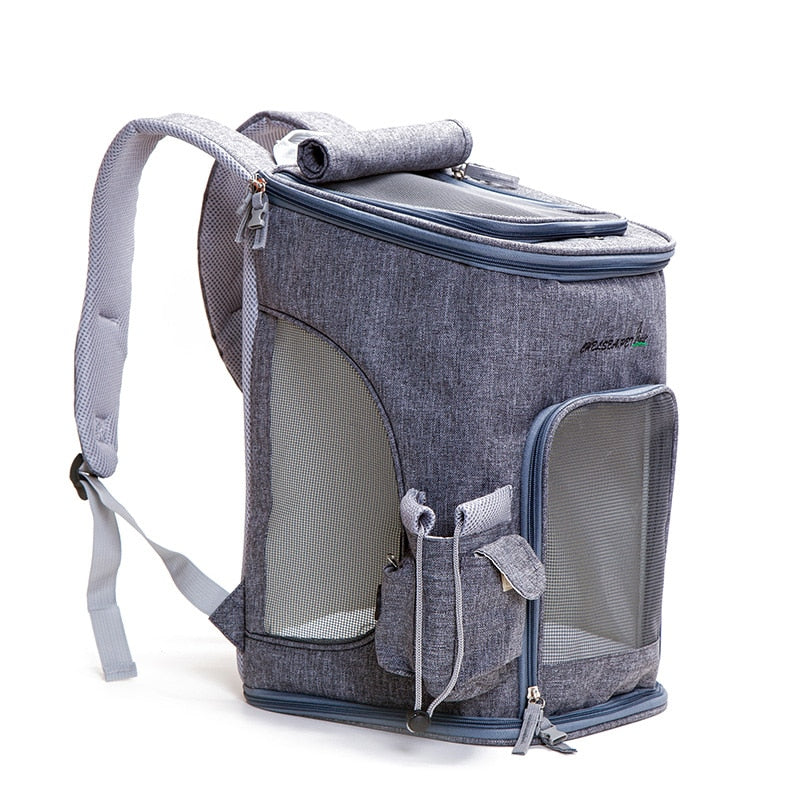 Breathable Shoulder Backpack