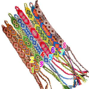 Friendship Woven Anklet