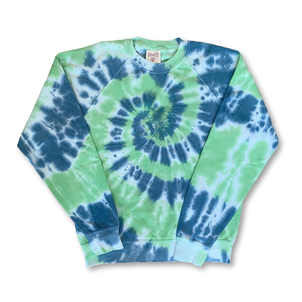 Tie Dye Classic Sweat-Shirt