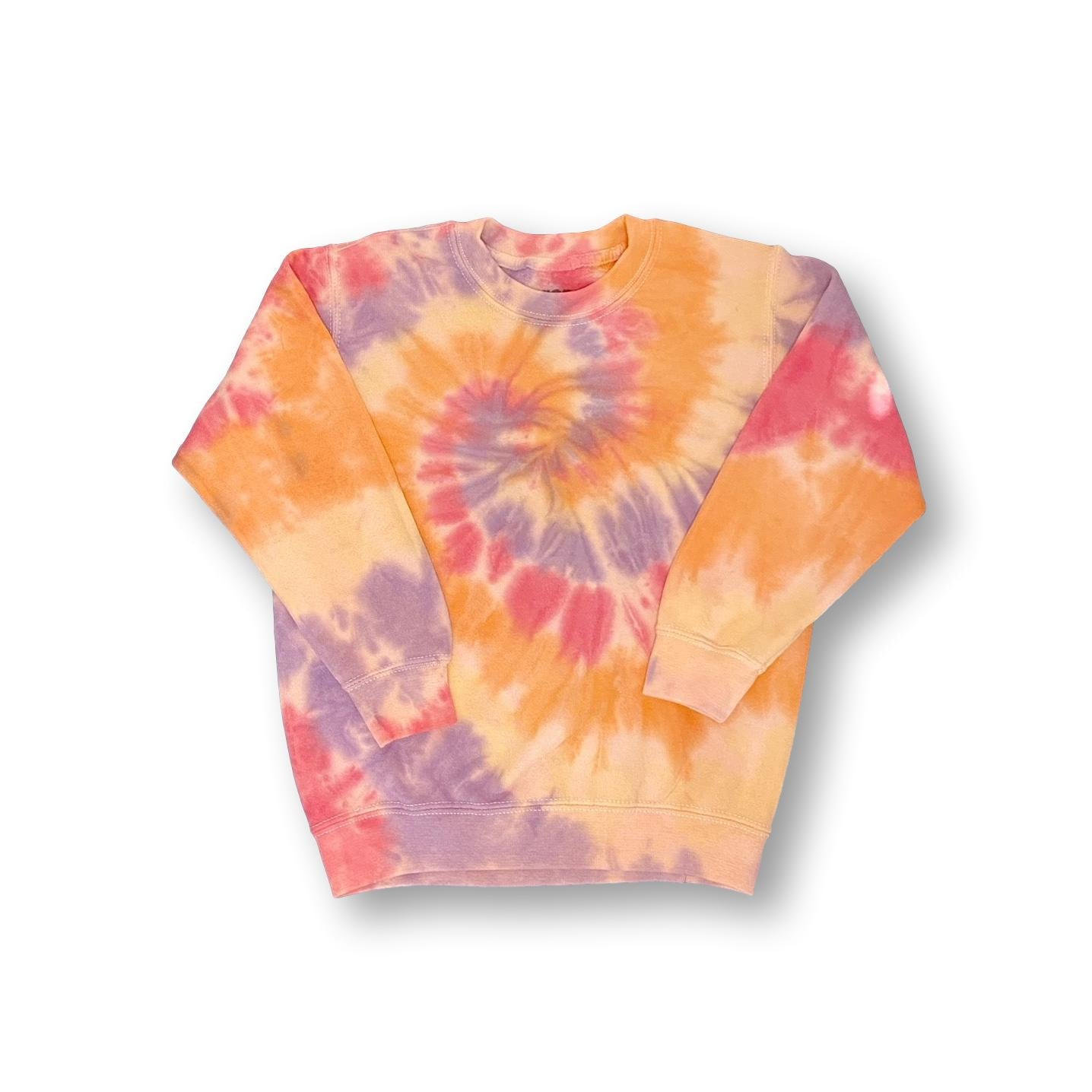 Tie Dye Sweat-Shirt KIDS