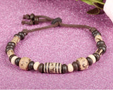 Handmade Beaded Clay Bracelet - USA Fashions