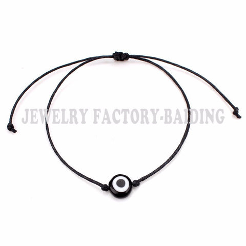 Adjustable Glass Eye Bracelet - USA Fashions