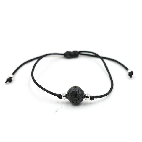 Black String Ceramic Bracelet - USA Fashions