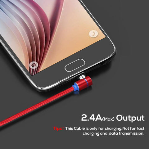 360 ROTATING MAGNETIC CHARGING CABLE