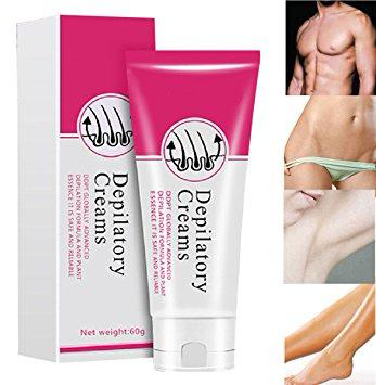 Pain-Free Hair Removal Cream