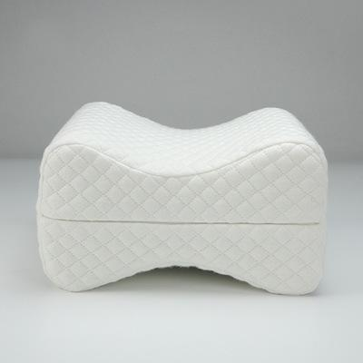 Easy-Sleep Memory Foam Hip Alignment Leg Pillow