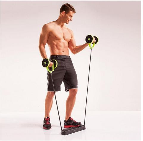THE REVO-FLEX - Abdominal and Full Body Workout