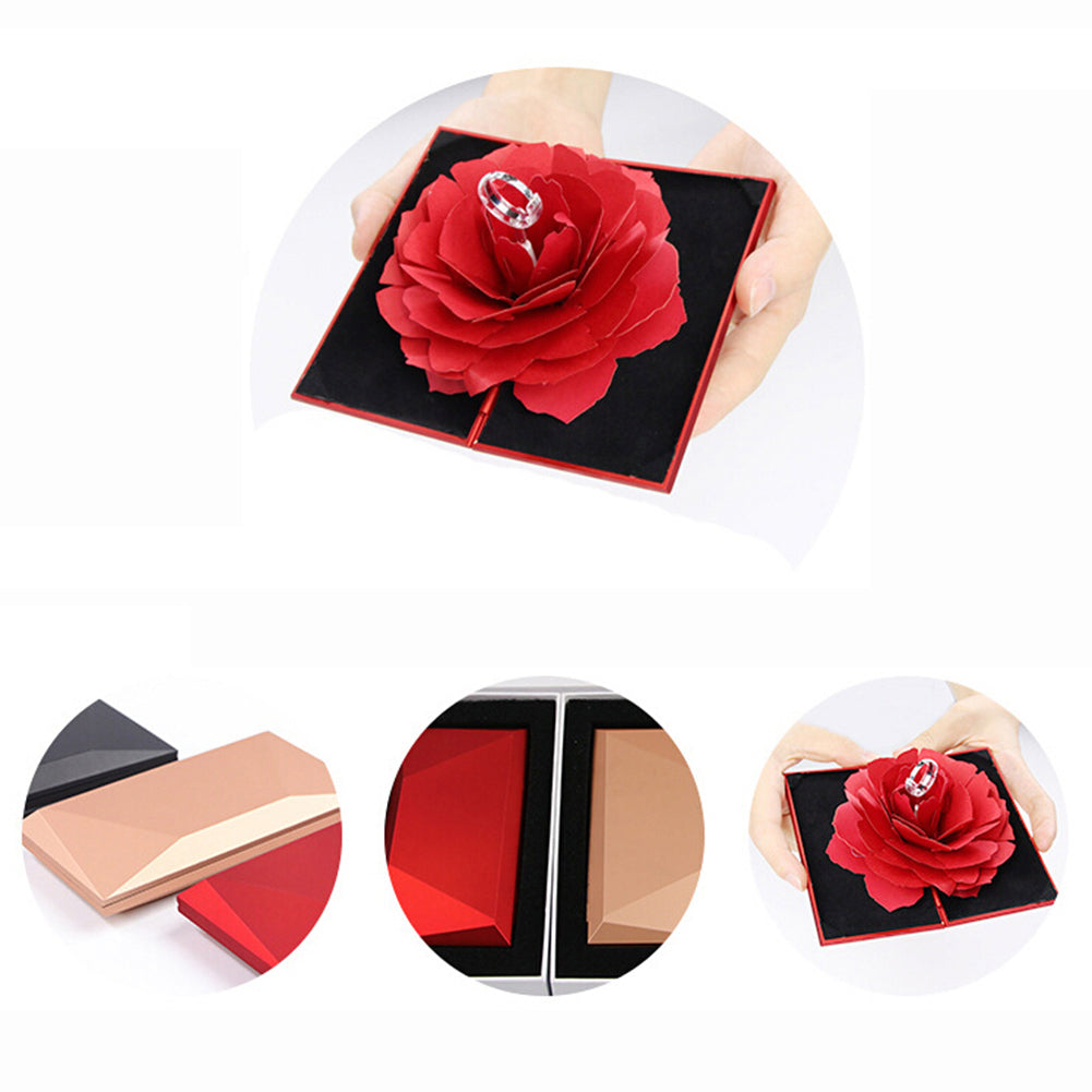 Rose Ring Box