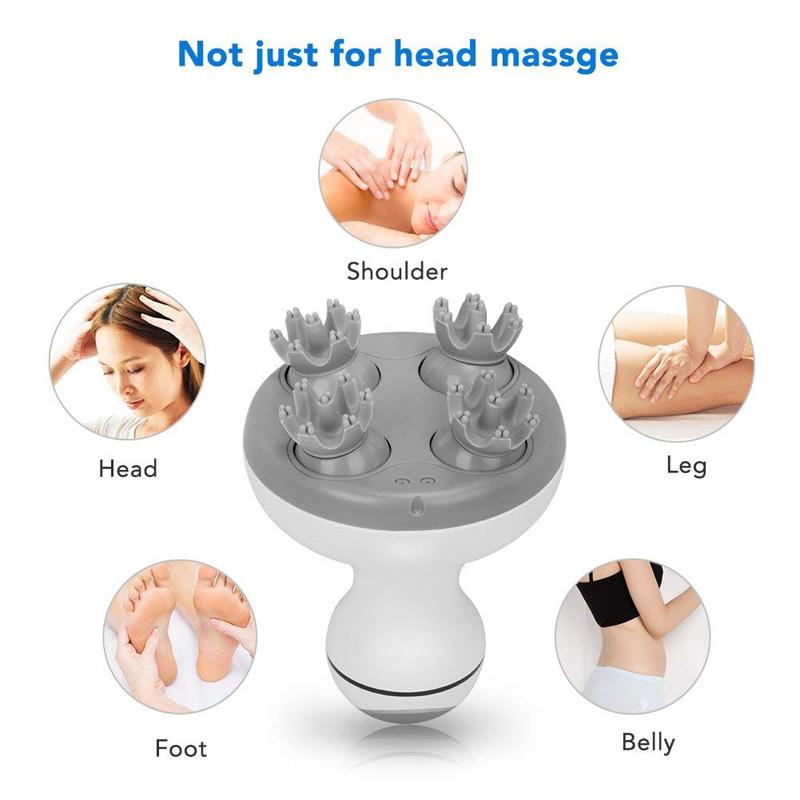 HEAD SCALP MASSAGER