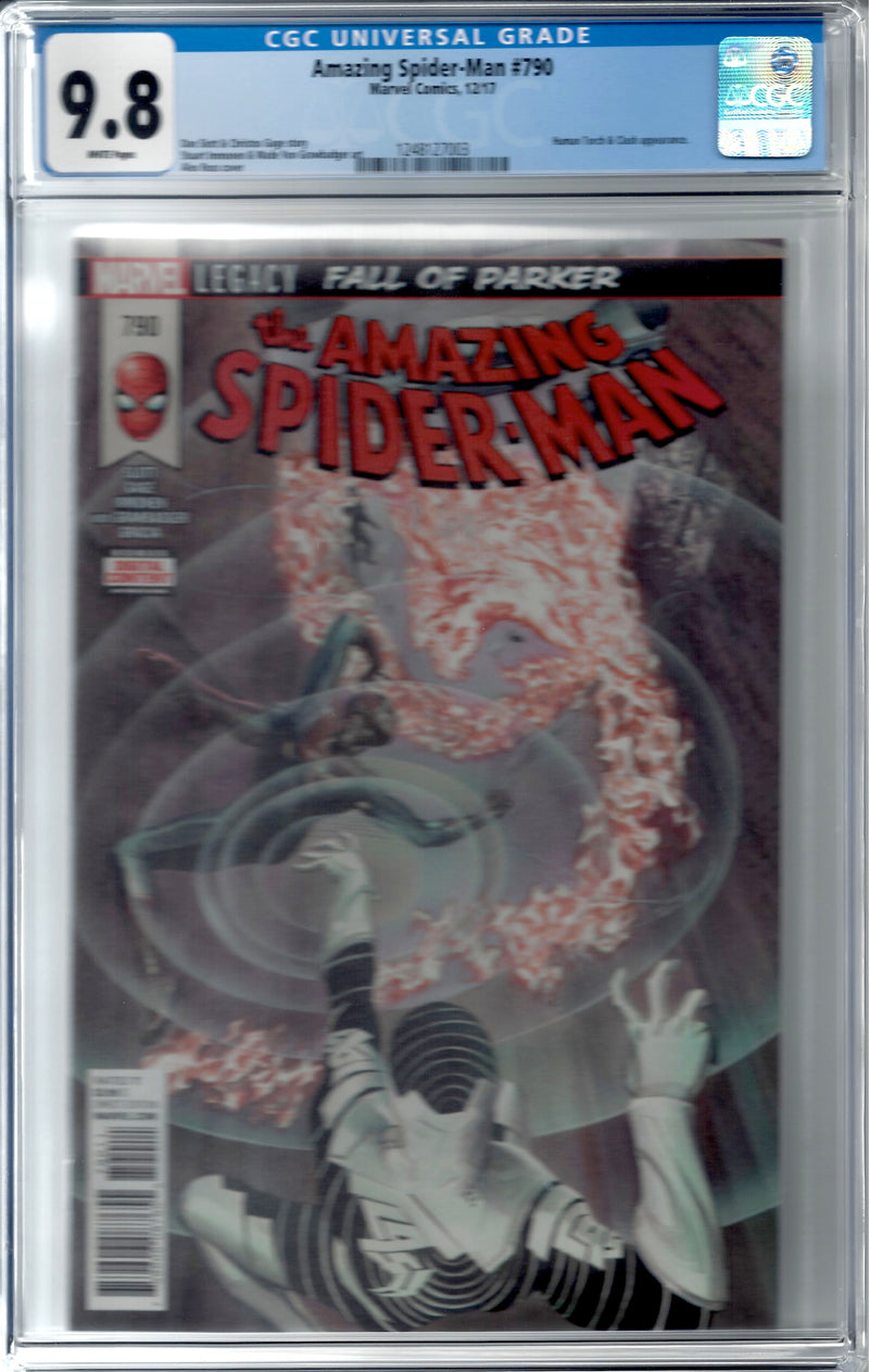 Amazing Spider-Man #790 CGC 9.8