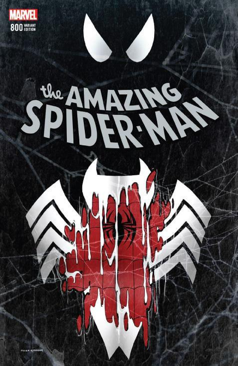 Amazing Spider-Man #800 Kirkham Exclusive