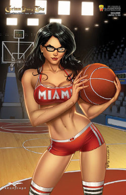 Grimm Fairy Tales Giant Size Special 2014 Florida SuperCon Exclusive