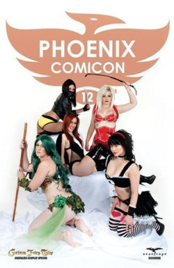 Grimm Fairy Tales Oversized Cosplay Special Phoenix Comic Con Photo Cover Exclusive