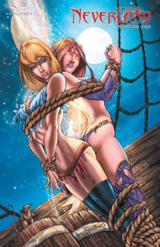 Grimm Fairy Tales Presents Neverland #7 Exclusive