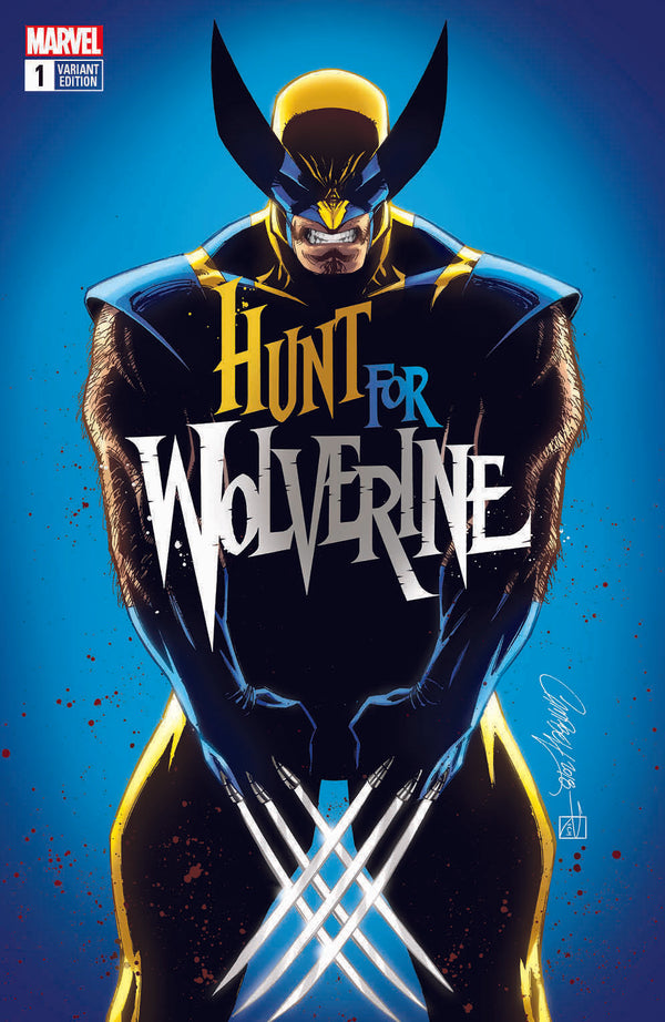 Hunt For Wolverine #1 J. Scott Campbell Calgary Expo Exclusive
