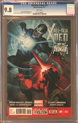 All-New X-Men #12 CGC 9.8