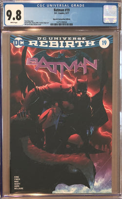 Batman #19 Fan Expo Jim Lee Exclusive CGC 9.8