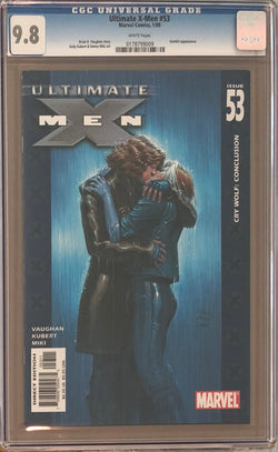 Ultimate X-Men #53 CGC 9.8