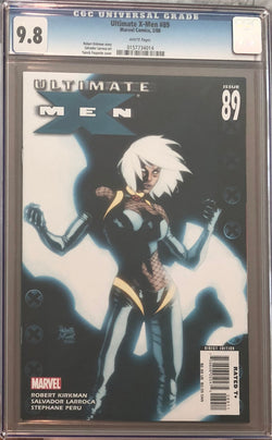 Ultimate X-Men #89 CGC 9.8