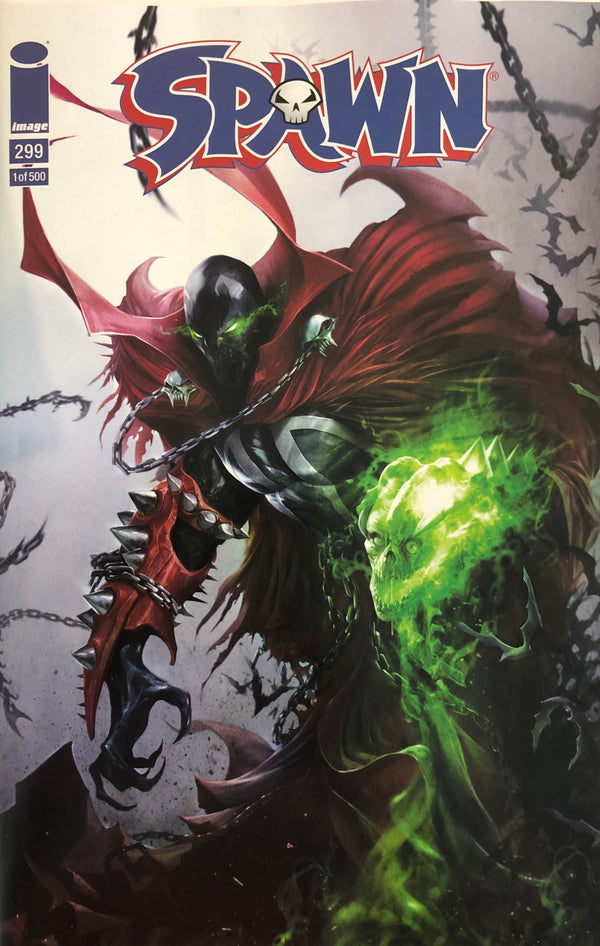 Spawn #299 Francesco Mattina Fan Expo Boston Variant