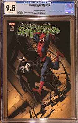 Amazing Spider-Man #798 Dimension X C2E2 Exclusive CGC 9.8 - First appearance of the Red Goblin!