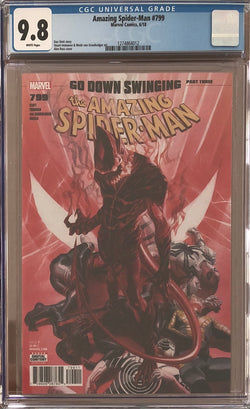 Amazing Spider-Man #799 CGC 9.8