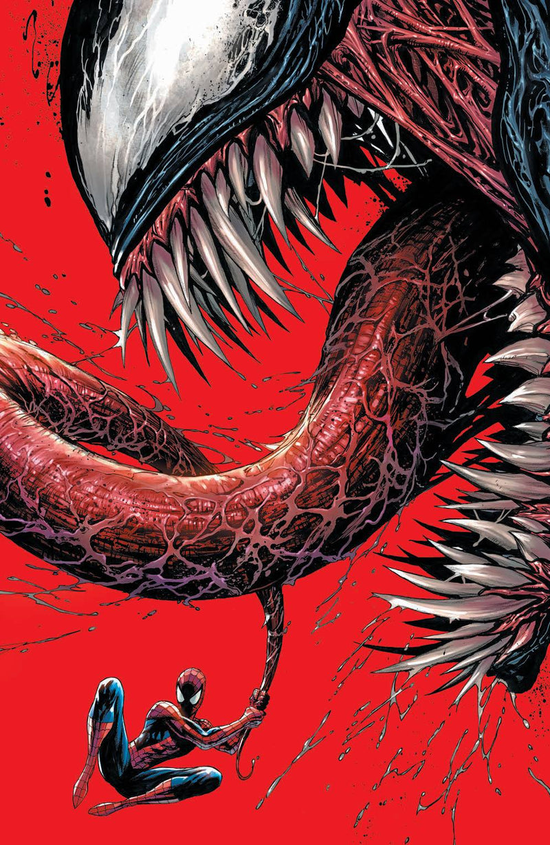 Venom #1 Tyler Kirkham Virgin Convention Exclusive