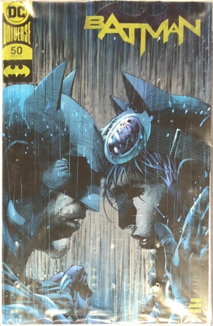 Batman #50 Jim Lee Gold Foil Exclusive