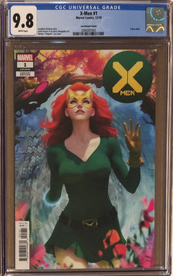 X-Men #1 Artgerm Variant CGC 9.8 - Dawn of X!