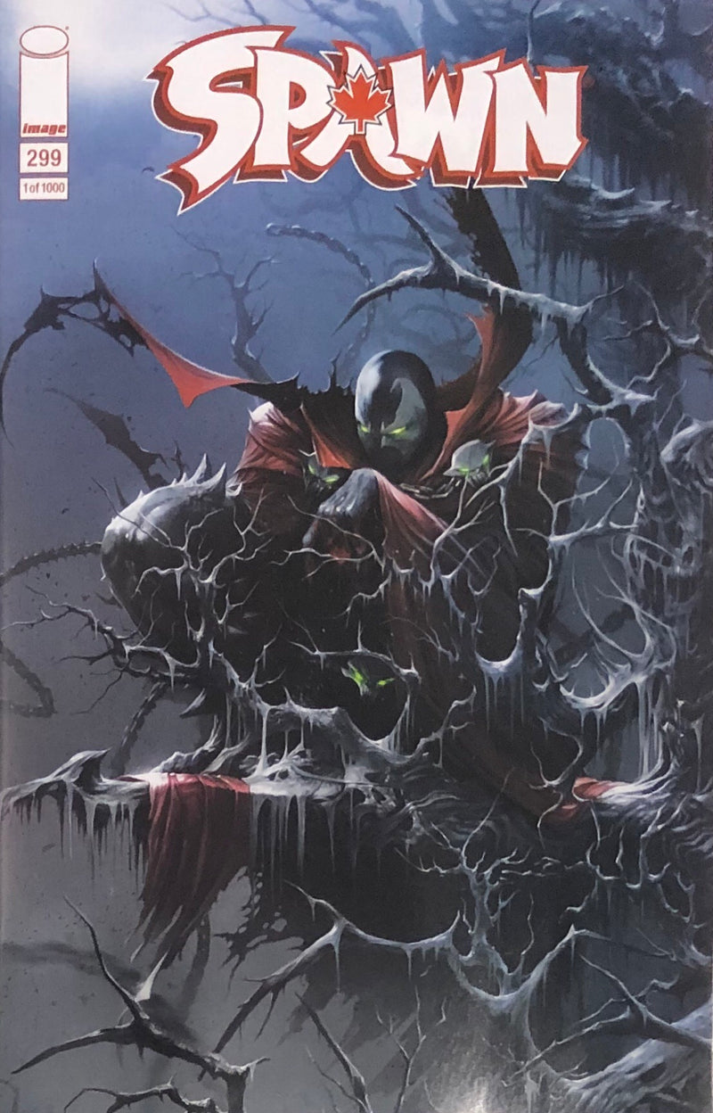 Spawn #299 Todd McFarlane Fan Expo Canada Variant