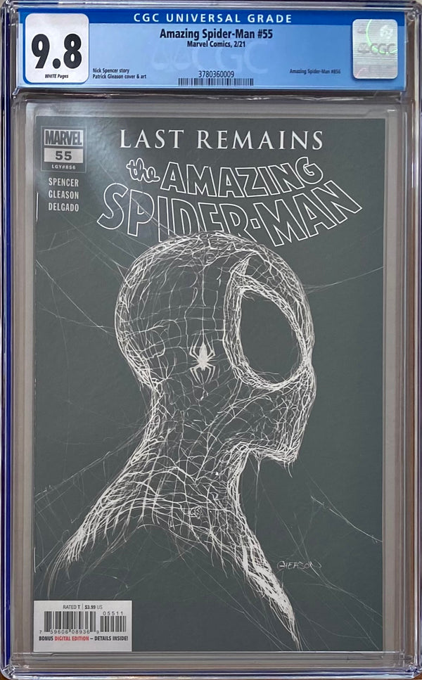 Amazing Spider-Man #55 CGC 9.8