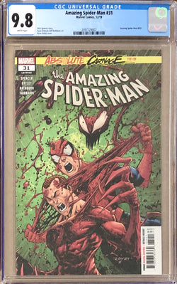 Amazing Spider-Man #31 CGC 9.8