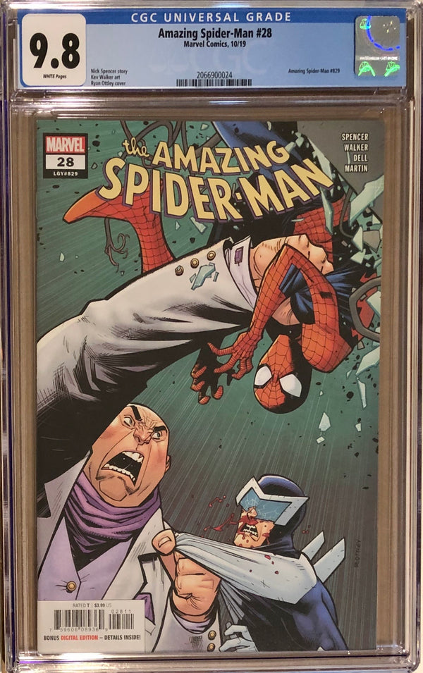 Amazing Spider-Man #28 CGC 9.8