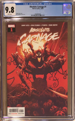 Absolute Carnage #1 CGC 9.8