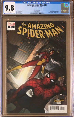 "Amazing Spider-Man #41 ""Spider-Woman"" Variant CGC 9.8"