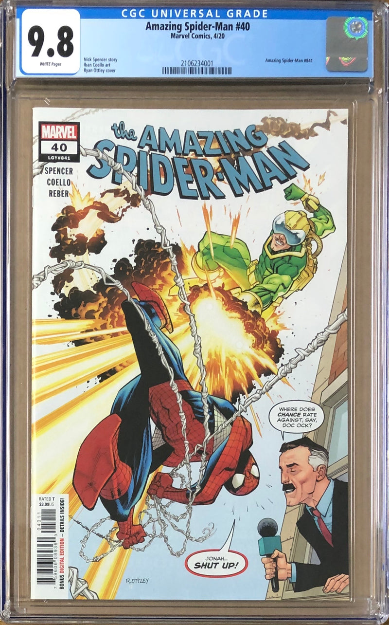 Amazing Spider-Man #40 CGC 9.8