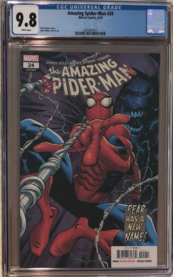 Amazing Spider-Man #24 CGC 9.8