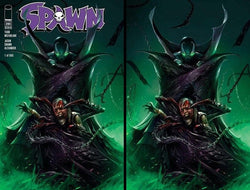 Spawn #285 Francesco Mattina Convention Exclusive Set - Limited to 666 made