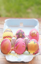 Easter Eggs Bath Bombs- Carton pack of 6