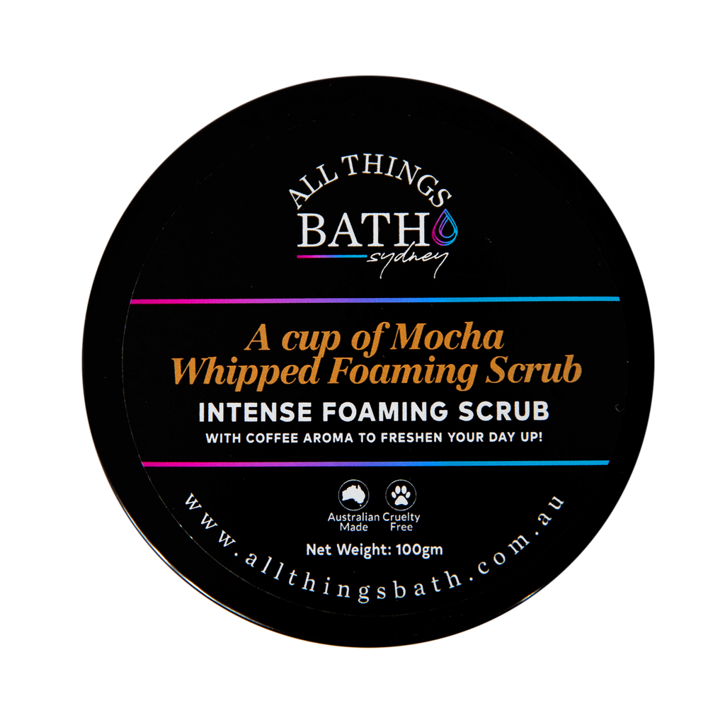 cup-mocha-foaming-face-scrub-all-things-bath-sydney